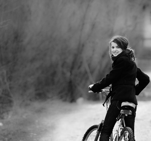 Il merendino in bici