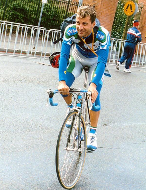 Michele Bartoli a Sydney 2000