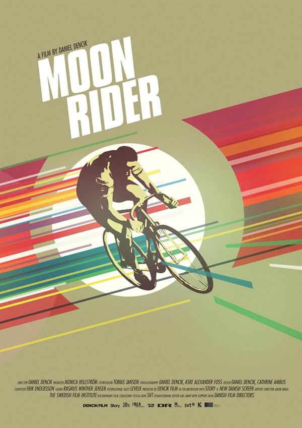 Poster di Moon rider