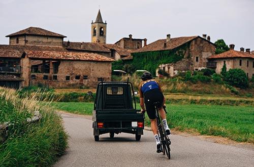 Motor pacing in Italia