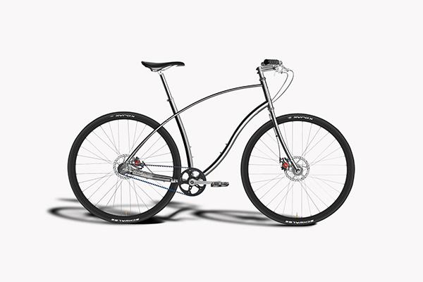 No. 1 Budnitz Bicycles