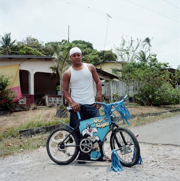 Panama bici pimpate
