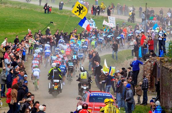 Gli stadi del ciclismo: Parigi-Roubaix