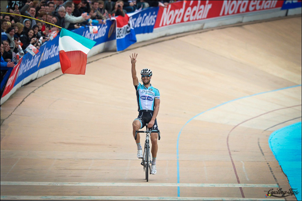Tom Boonen alla Parigi-Roubaix