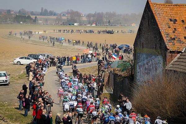 La Parigi-Roubaix a Orchies