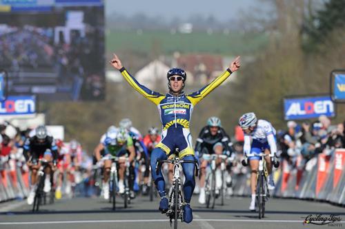 De Gendt vince la prima tappa della Parigi-Nizza 2011