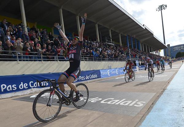 John Degenkolb alla Paris-Roubaix 2015