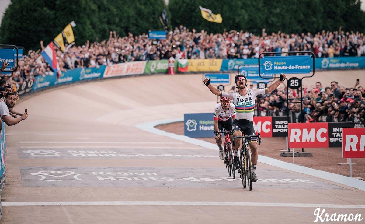 Sagan alla Parigi-Roubaix 2018