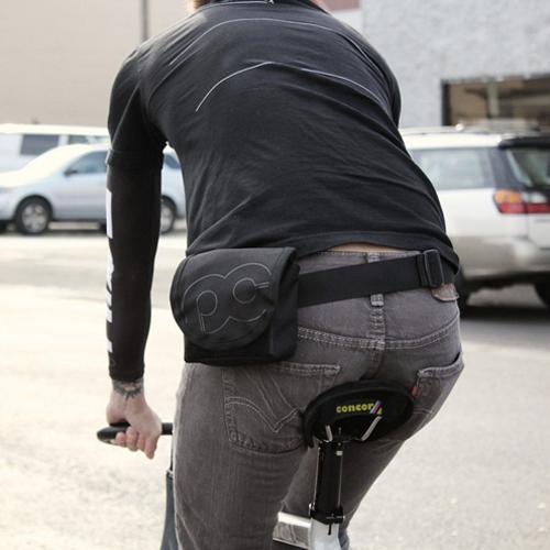 Il marsupio di Pedal Consumption
