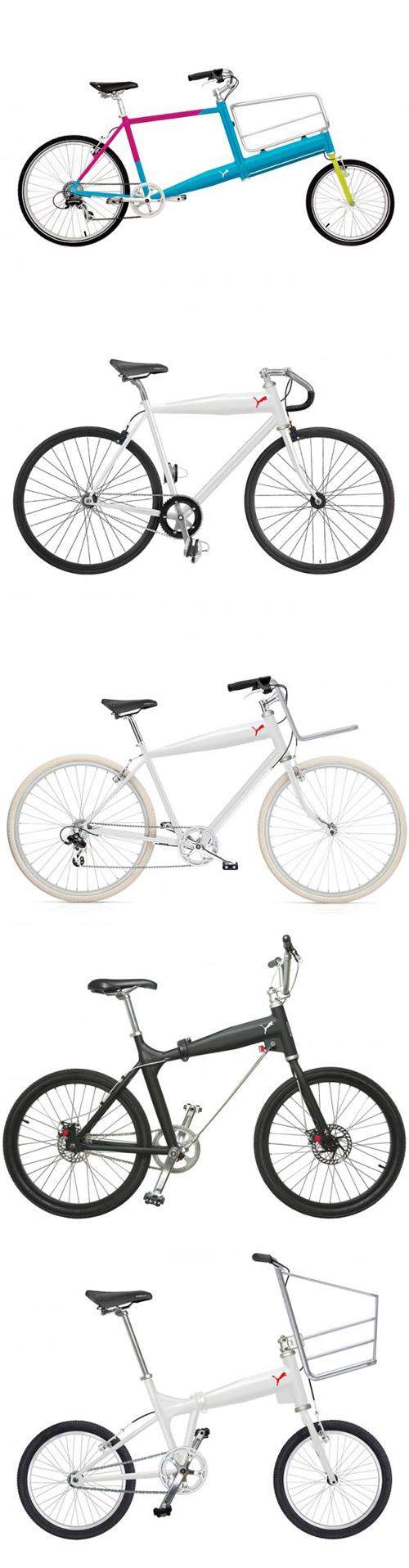 Le Puma Urban Bike