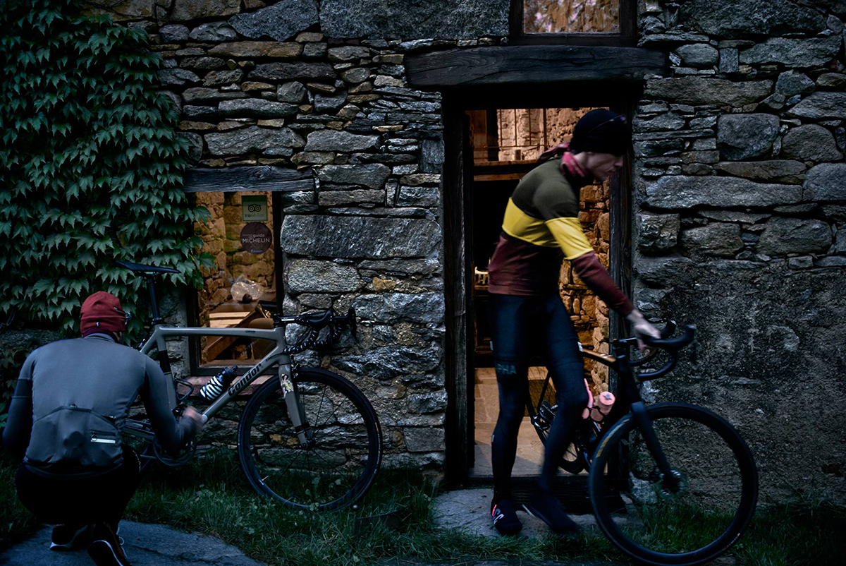 Rapha Lombardia collection