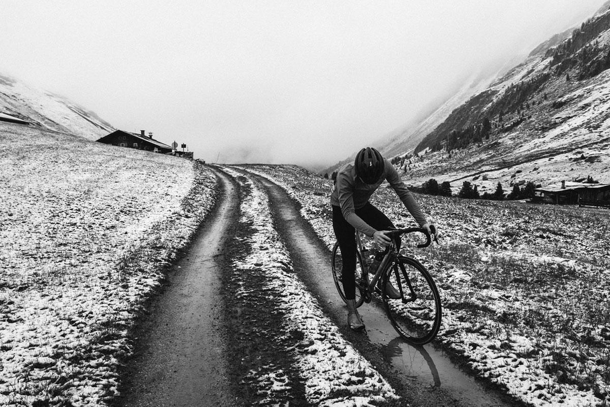 Rapha ProTeam nella neve