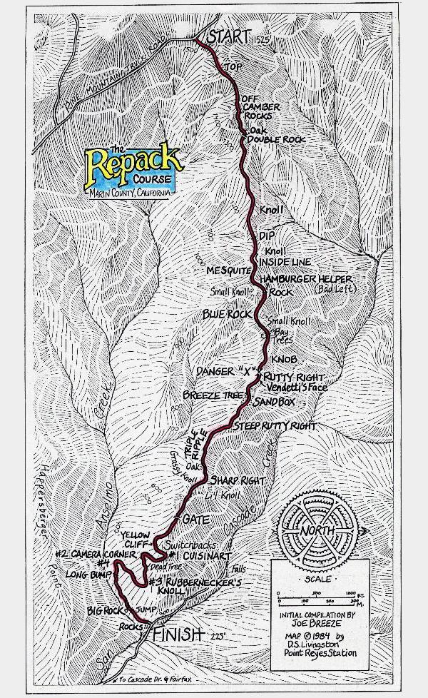 La mappa del Repack