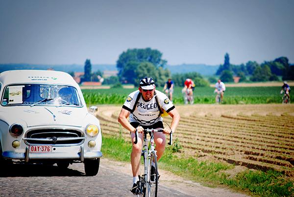 Il Giro delle Fiandre retrò