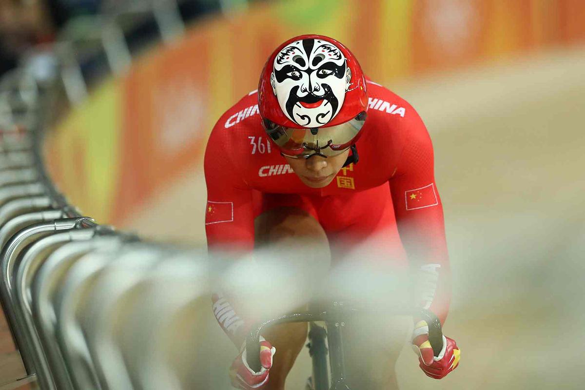 Chao Xu ai Giochi Olimpici di Rio 2016