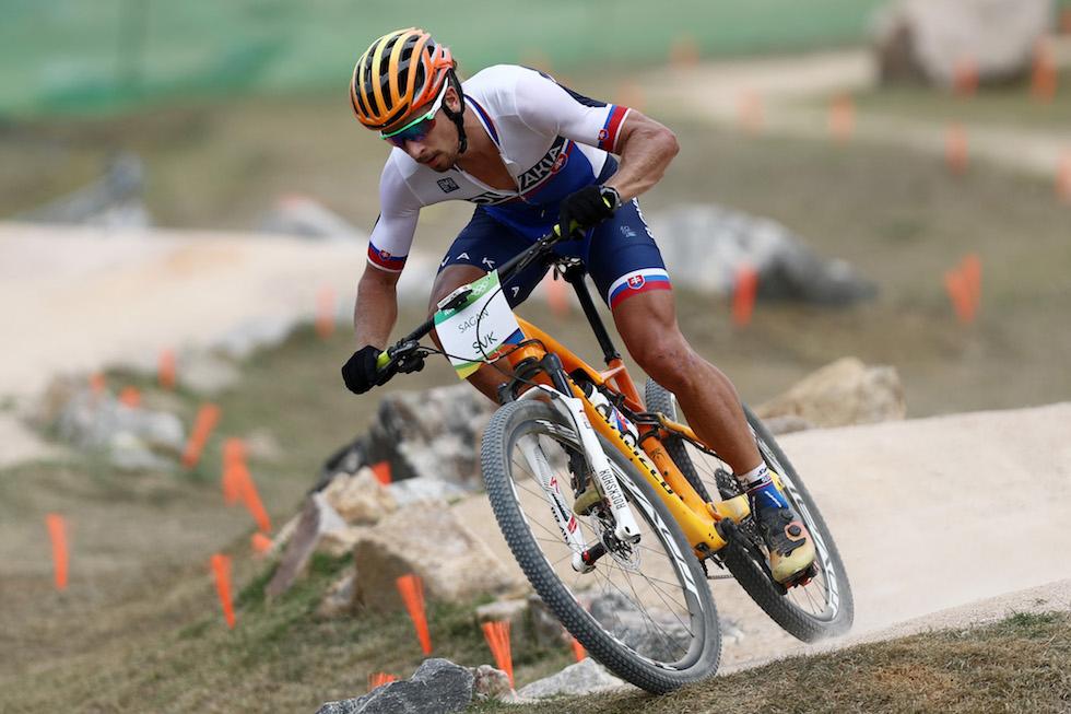 Peter Sagan a Rio 2016