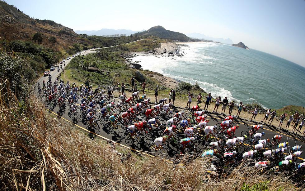Il grande ciclismo a Rio de Janeiro 2016