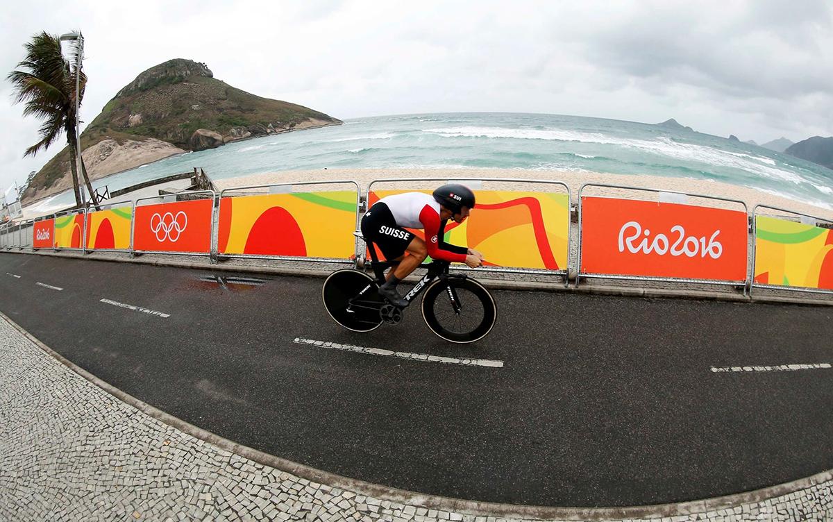 Cancellara a Rio 2016