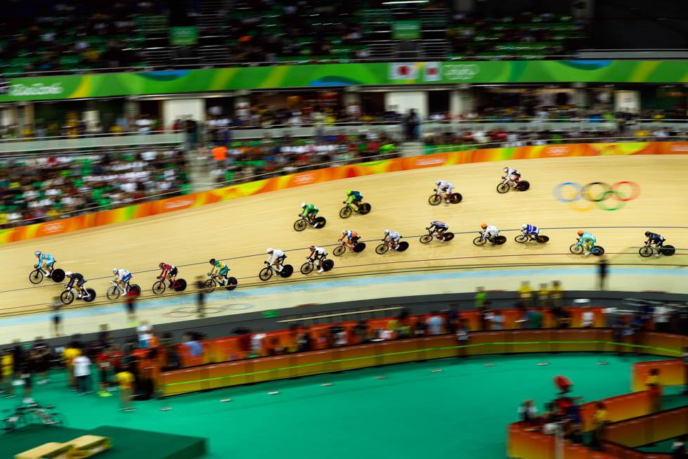 L'Omnium a Rio 2016