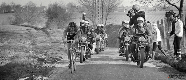 Roger de Vlaeminck al Giro delle Fiandre