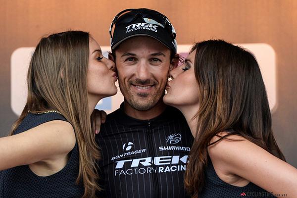 Fabian Cancellara al Giro delle Fiandre 2014