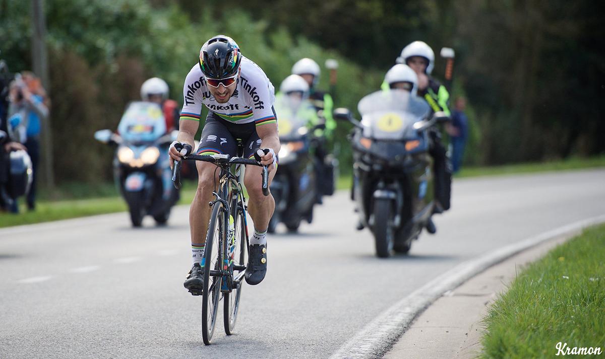 Peter Sagan al Giro delle Fiandre 2016