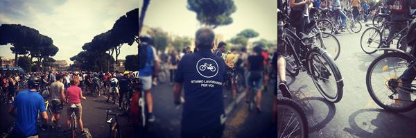 Salvaiclisti a Roma
