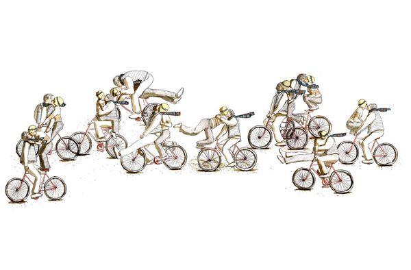Baci in bici