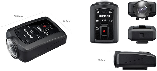 Telecamera Shimano CM-1000