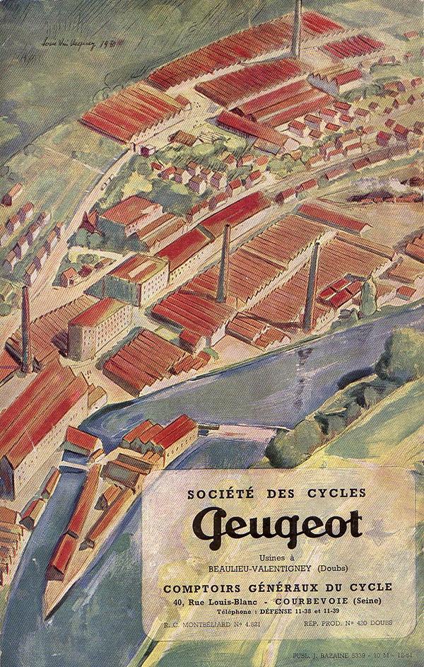 Société des Cycles Peugeot