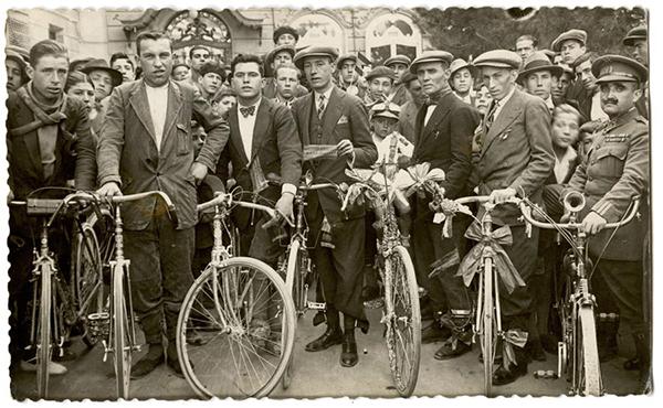 La Spagna in bici degli anni '30