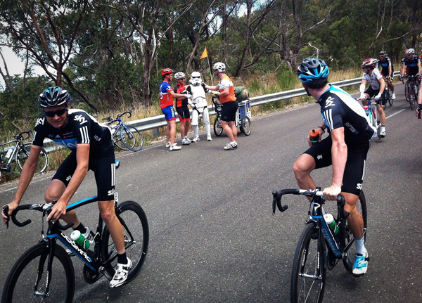 Stormtrooper al Tour Down Under