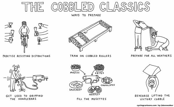 Le classiche del pavé a fumetti