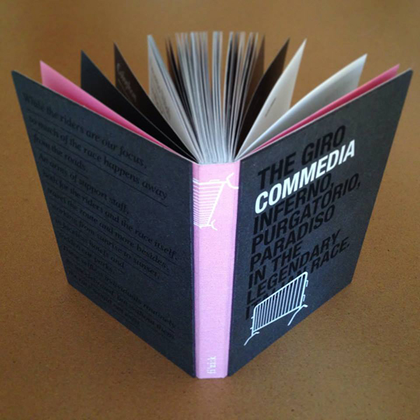Il libro The Giro Commedia
