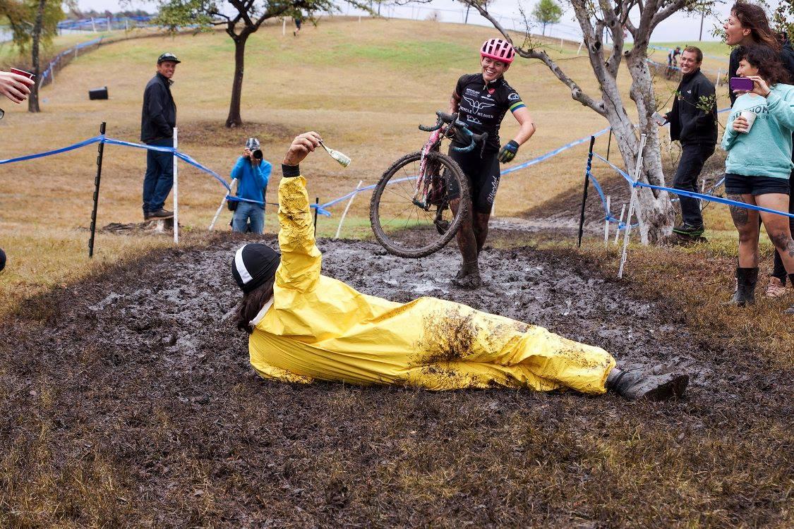 Tifoso del ciclocross