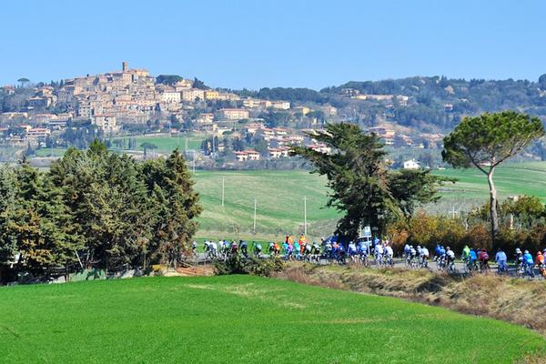 La seconda tappa della Tirreno Adriatico 2012