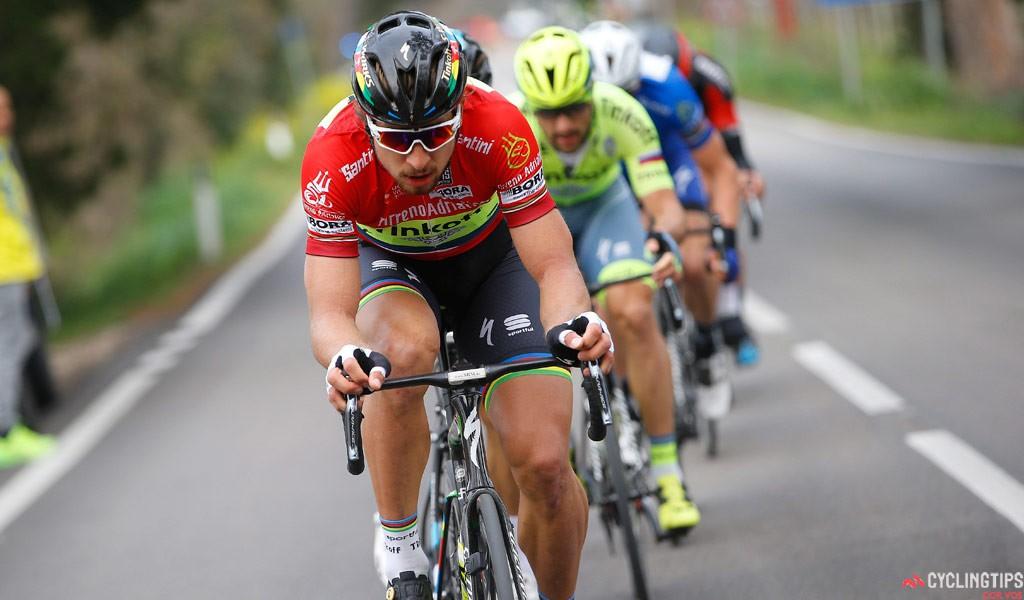 Peter Sagan alla Tirreno-Adriatico 2016