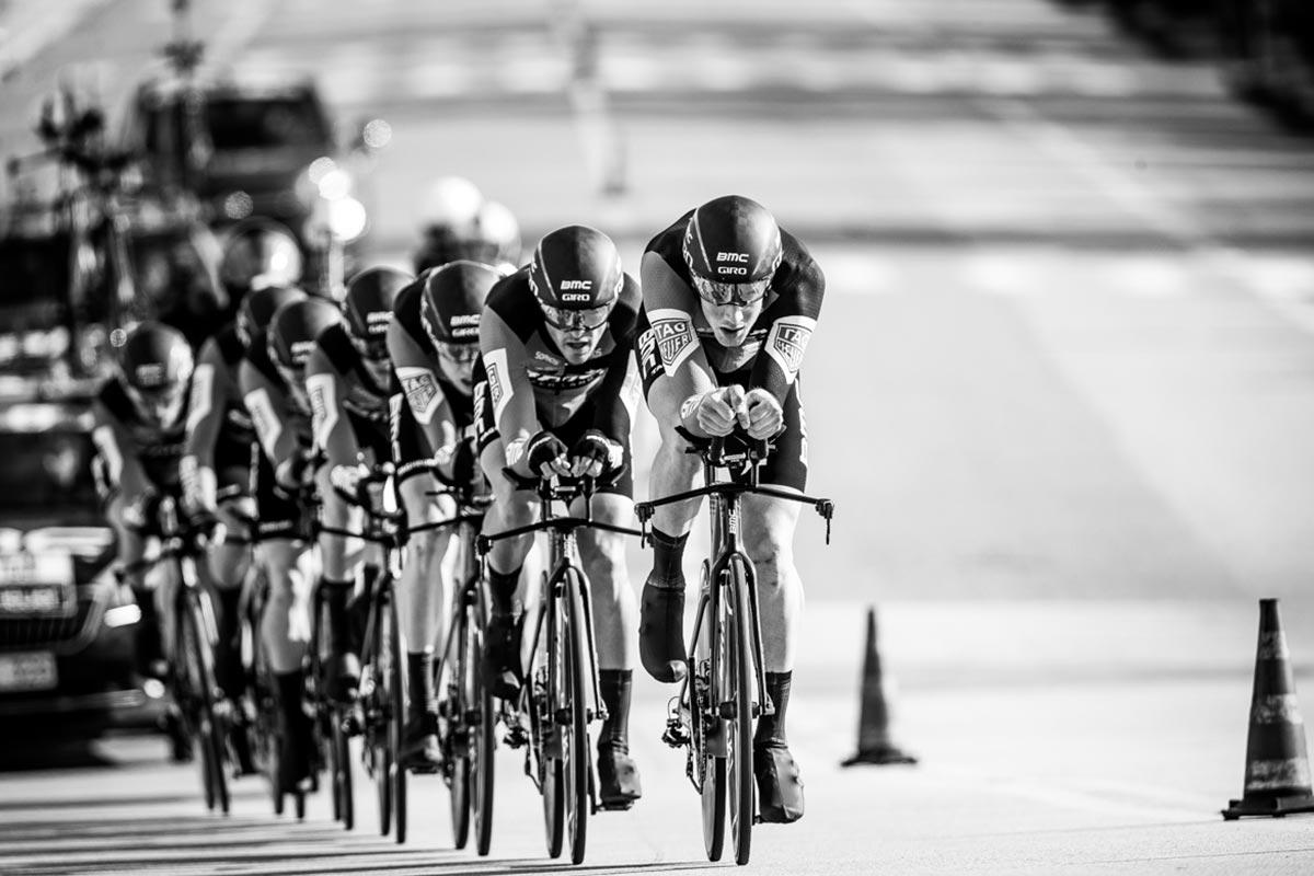Prova a cronometro alla Tirreno-Adriatico 2018