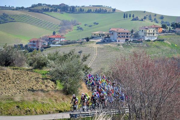 Sesta tappa alla Tirreno-Adriatico