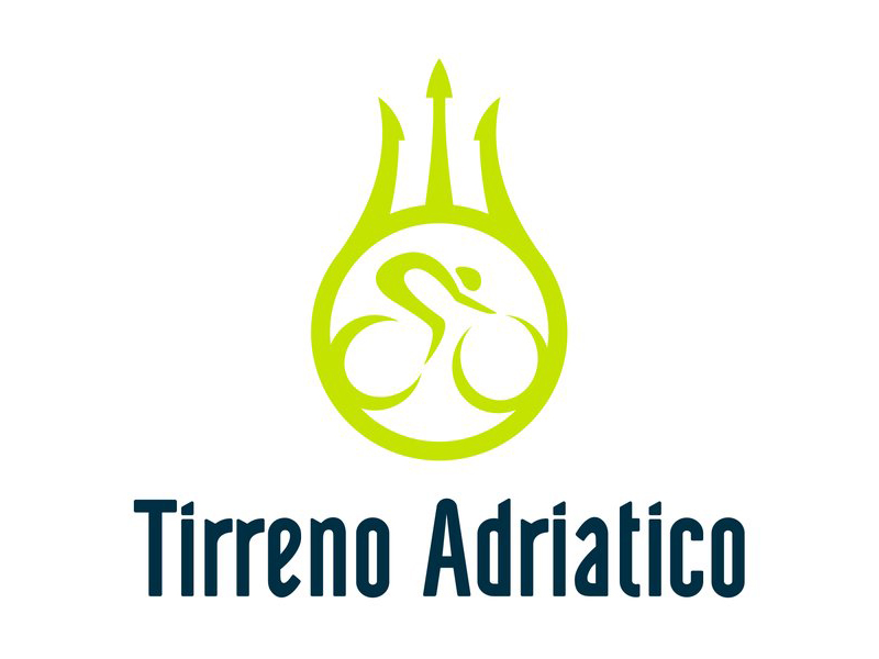 Il nuovo logo della Tirreno-Adriatico