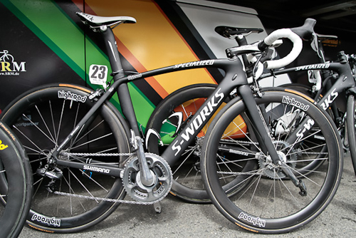 Specialized S-Works all'Amgen a Tahoe