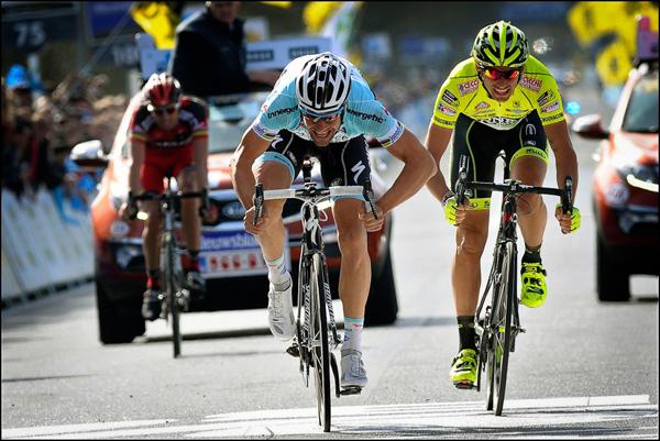 Tom Boonen vince il Giro delle Fiandre