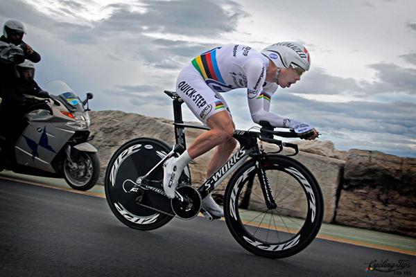 Tony Martin alla Tirreno-Adriatico