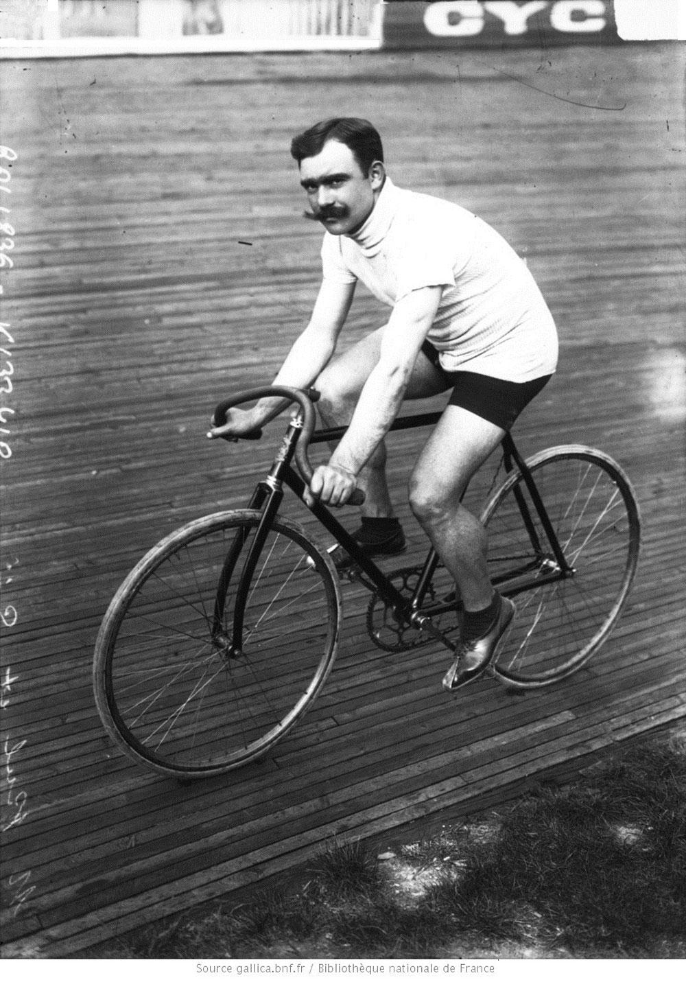 Trousselier al Tour de France 1905