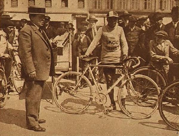 Kisso Kawamuro al Tour 1926
