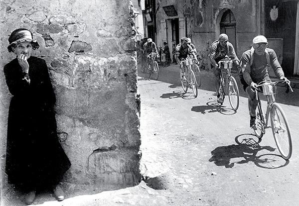 L'anziana e il Tour del 1928