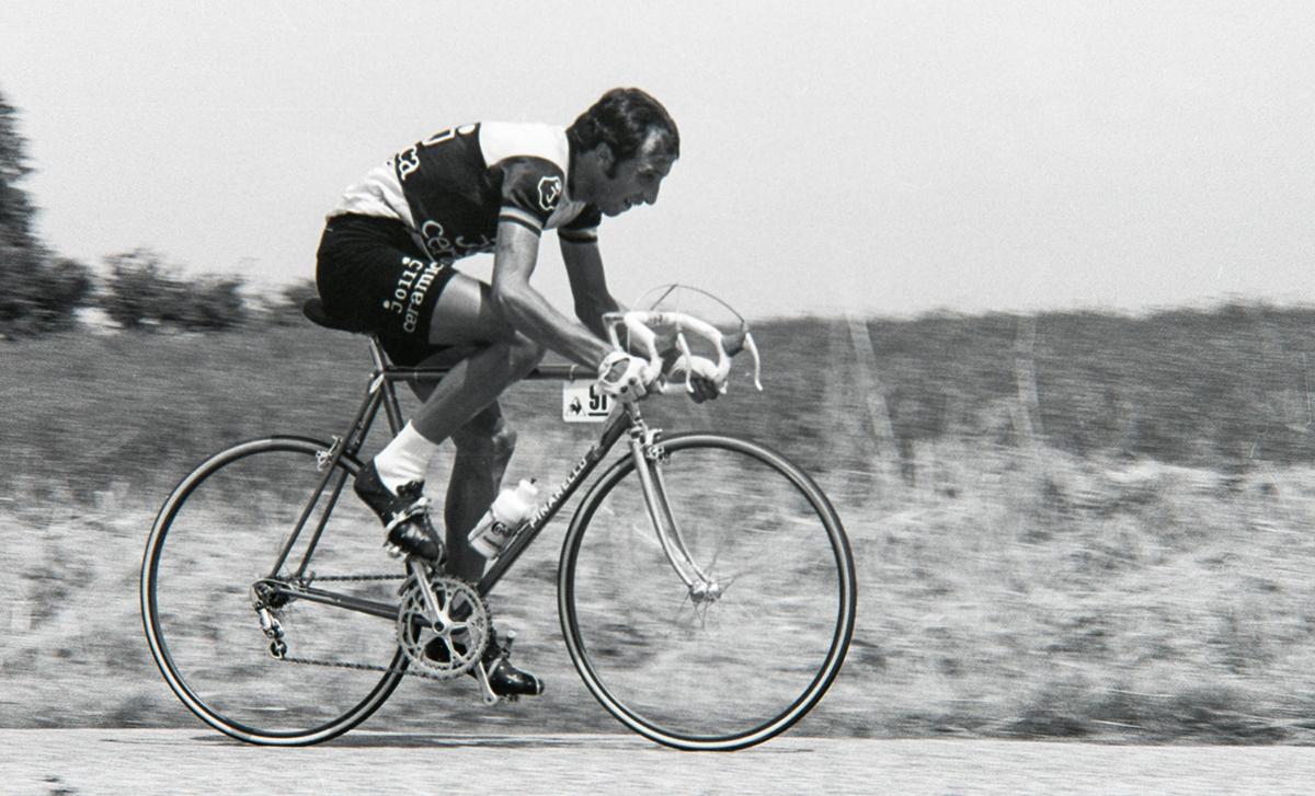 Fausto Bertoglio al Tour de France 1976