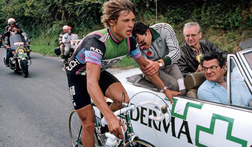 Harald Maier al Tour de France 1982