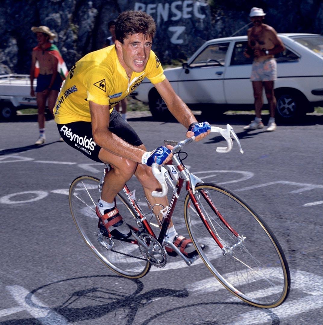 Pedro Delgado al Tour 1988
