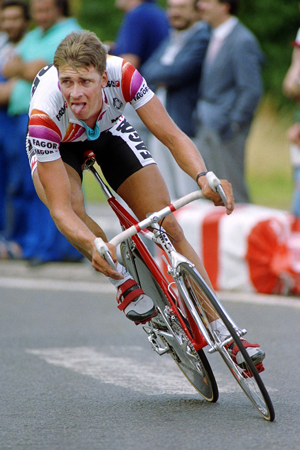 Sean Yates al Tour de France 1988